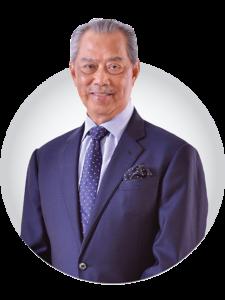 YAB Tan Sri Dato' Muhyiddin Yassin Haji Mohammad Yassin