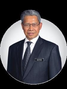 YB Dato' Sri Mustapa Mohamed