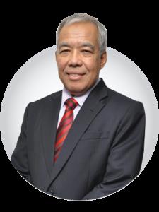 YBhg. Tan Sri Dr. Ir. Ahmad Tajuddin Ali